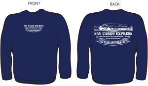 Say Cargo Express OC, LA shipping Freight Shirts