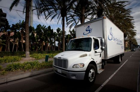 Truck, Say, LTL, Say Cargo, Freight